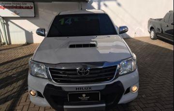 Toyota Hilux 3.0 TDI 4x4 CD SRV (Aut) - Foto #10