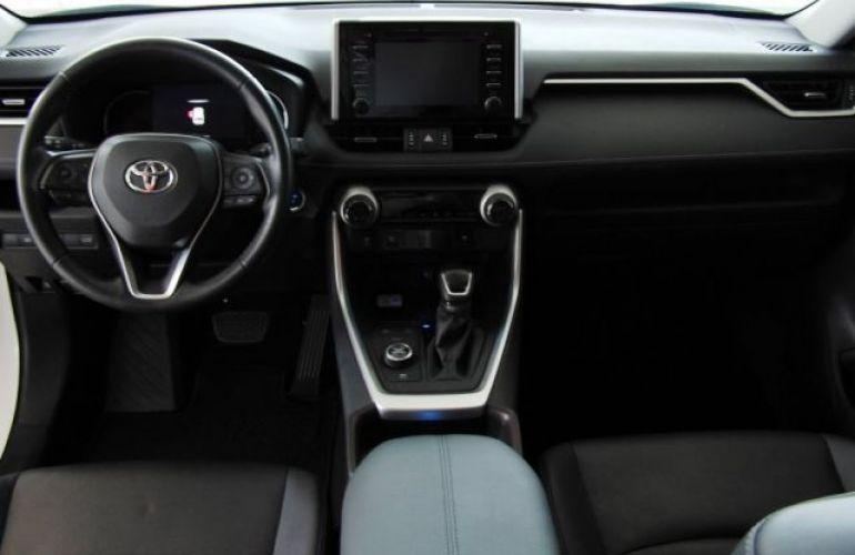 Toyota RAV4 SX HYBRID 4X4 2.5 16V - Foto #4