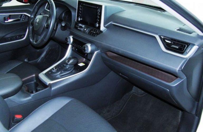 Toyota RAV4 SX HYBRID 4X4 2.5 16V - Foto #6