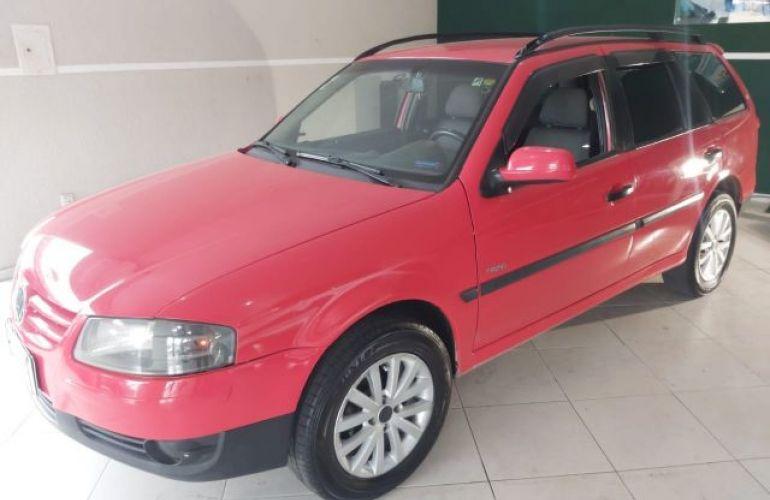 Volkswagen Parati Plus G4 1.6 Mi 8V Total Flex - Foto #3