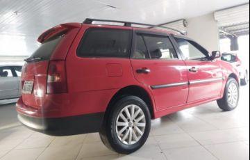 Volkswagen Parati Plus G4 1.6 Mi 8V Total Flex - Foto #4