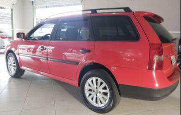 Volkswagen Parati Plus G4 1.6 Mi 8V Total Flex - Foto #5