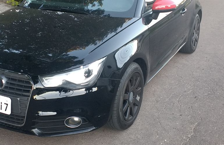 Audi A1 1.4 TFSI Attraction S Tronic - Foto #10