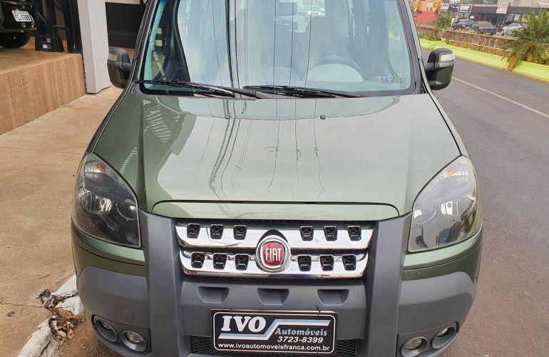 Fiat Doblo 1.8 MPi Adventure Locker 8v - Foto #1