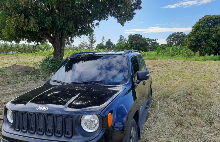 Jeep Renegade 1.8 (Aut) (Flex) - Foto #7