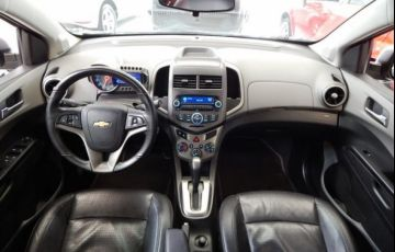 Chevrolet Sonic Sedan LTZ 1.6 MPFI 16V Flex - Foto #9