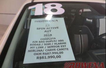 Chevrolet Spin Activ 1.8 8V Econo.flex - Foto #10
