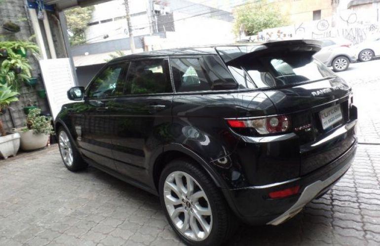 Land Rover Range Rover Evoque Dynamic 2.0 240cv 5p - Foto #7