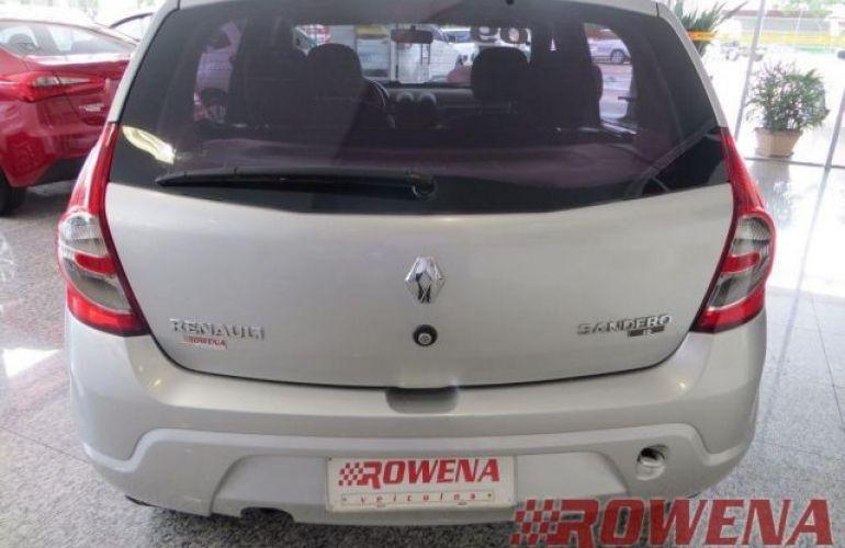 Renault Sandero Expression 1.6 8V Hi-Flex - Foto #2