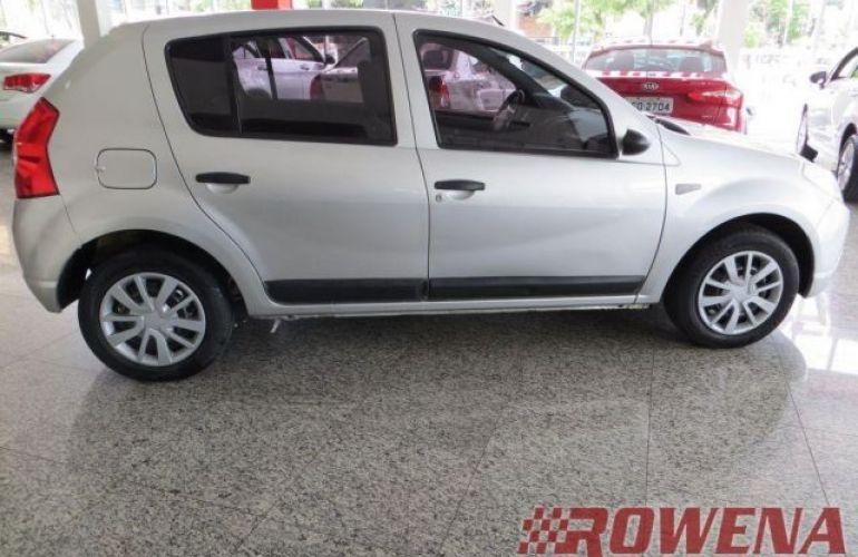 Renault Sandero Expression 1.6 8V Hi-Flex - Foto #3