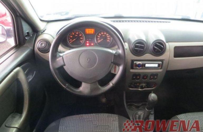 Renault Sandero Expression 1.6 8V Hi-Flex - Foto #7