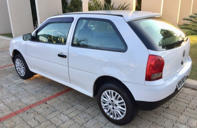 Volkswagen Gol 1.0 - Foto #5