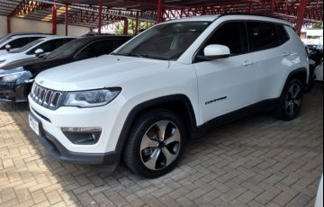 Jeep Compass 2.0 Longitude (Aut) (Flex)