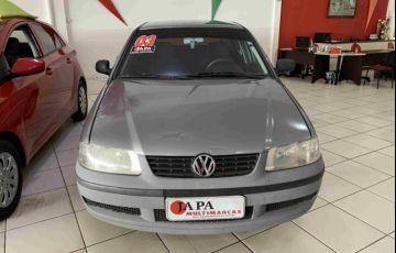 Volkswagen Gol City 1.6 MI