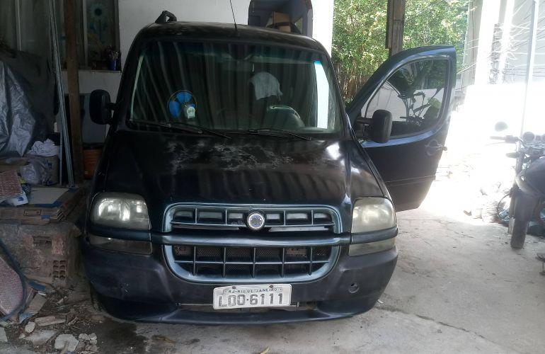 Fiat Doblò ELX 1.6 16V - Foto #8