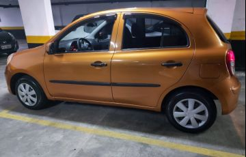 Nissan March 1.0 16V (Flex)