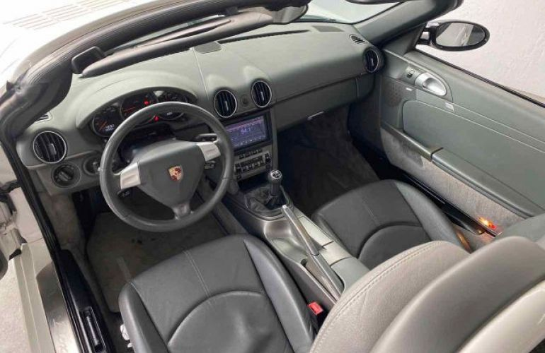 Porsche Boxster Cabriolet 2.7 6c 24V - Foto #7