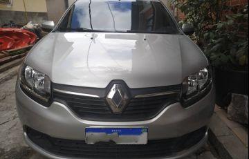 Renault Logan Expression Pack Avantage 1.6 8V Hi-Power (Flex)
