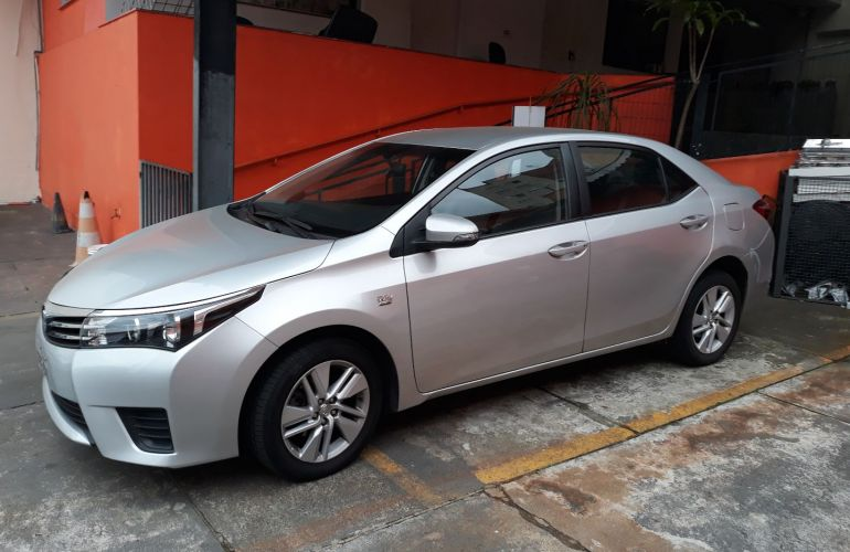 Toyota Corolla Sedan 1.8 Dual VVT-i GLi Multi-Drive (Flex) - Foto #1