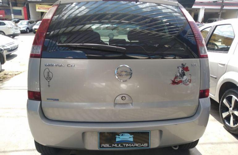Chevrolet Meriva 1.8 MPFi CD 16v - Foto #4