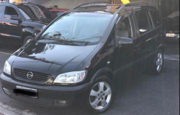 Chevrolet Zafira 2.0 MPFi CD 8v - Foto #1