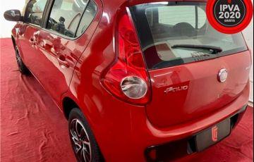 Fiat Palio 1.0 MPi Attractive 8V Flex 4p Manual - Foto #3