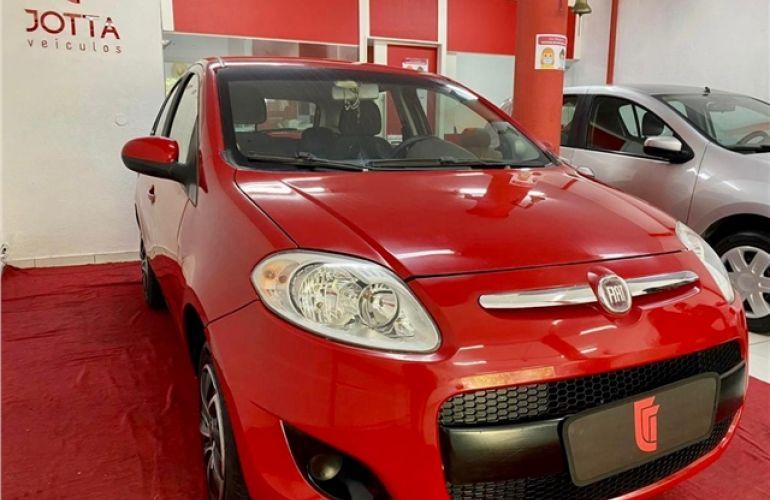 Fiat Palio 1.0 MPi Attractive 8V Flex 4p Manual - Foto #4