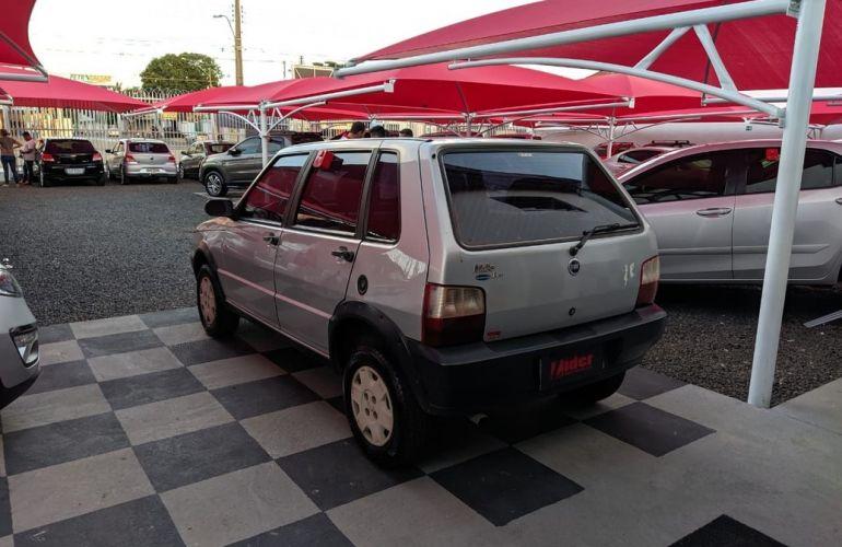 Fiat Uno 1.0 MPi Mille Fire 8v - Foto #3