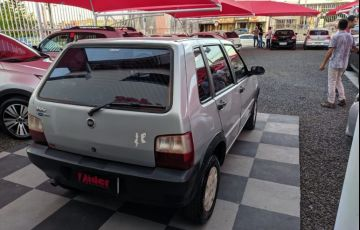 Fiat Uno 1.0 MPi Mille Fire 8v - Foto #4