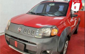 Fiat Uno 1.0 Way 8V Flex 4p Manual