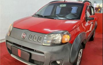 Fiat Uno 1.0 Evo Way 8V Flex 4p Manual - Foto #4