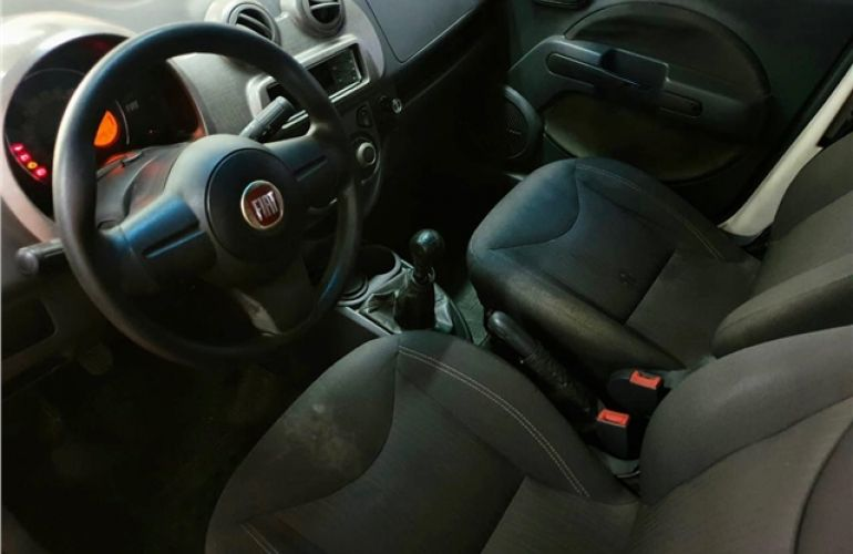 Fiat Uno 1.0 Evo Way 8V Flex 4p Manual - Foto #5