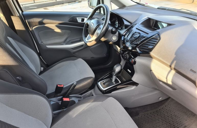 Ford Ecosport Freestyle 1.6 16V Powershift (Flex) - Foto #10