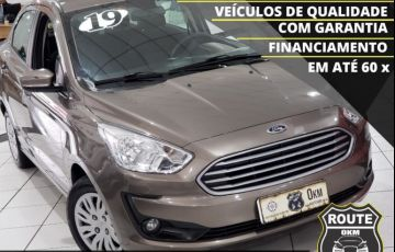 Ford Ka 1.0 Tivct Se