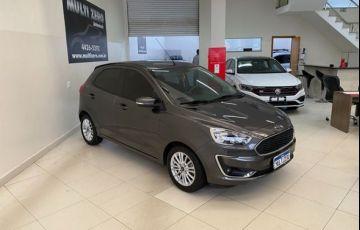 Ford KA Titanium 1.5
