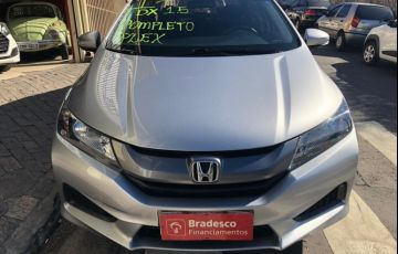 Honda City 1.5 DX 16v - Foto #2
