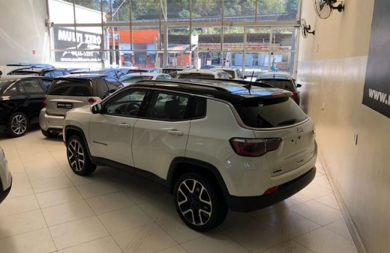 Jeep Compass Limited  AT9 4X4 2.0 16V Diesel - Foto #2