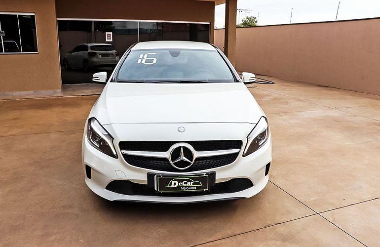 Mercedes-Benz A 200 1.6 Turbo 16v - Foto #2