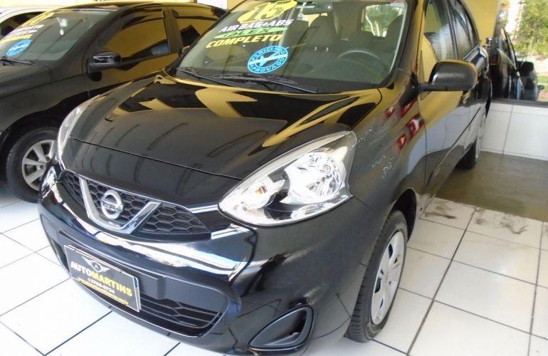 Nissan March 1.0 S 16v - Foto #1