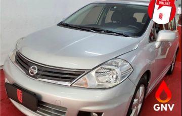 Nissan Tiida 1.8 SL 16V Flex 4p Automático