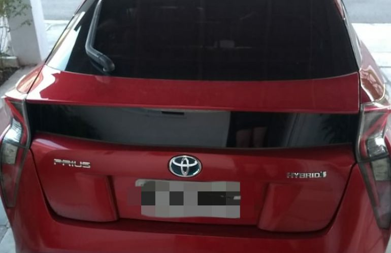 Toyota Prius 1.8 VVT-I High (Aut) - Foto #9