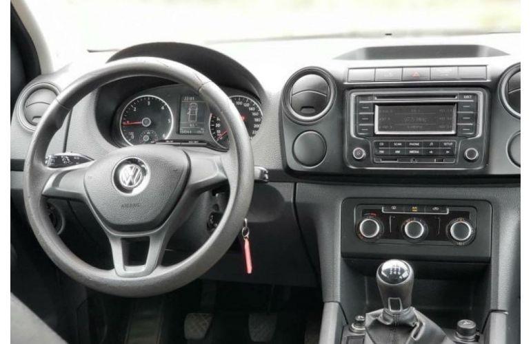 Volkswagen Amarok 2.0 CD 4x4 TDi Trendline - Foto #4