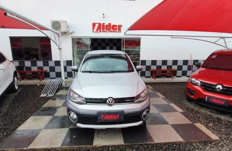 Volkswagen Gol 1.6 Mi Rallye G.vi - Foto #3
