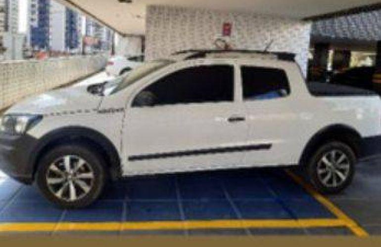 Volkswagen Saveiro Robust 1.6 MSI CS (Flex) - Foto #3