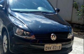Volkswagen Voyage 1.0 TEC Trendline - Foto #3