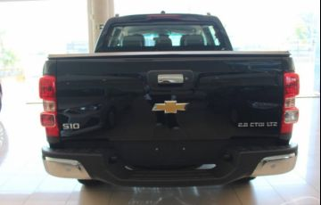 Chevrolet S10 2.8 16V Turbo LTZ CD 4x4 - Foto #8