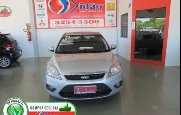 Ford Focus Sedan GLX 2.0 16V (Flex) (Aut)