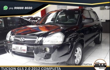 Hyundai Tucson 2.0 MPFi GL 16V 2wd