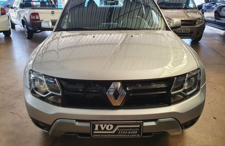 Renault Duster Oroch 2.0 16V Dynamique - Foto #1