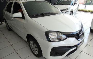Toyota Etios Sedan X-AT 1.5 16V Flex
